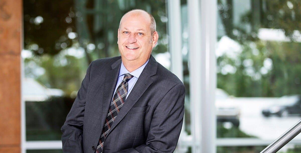 Scott Manspeaker CFO
