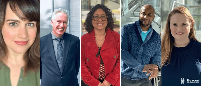 New Hires at Beacon Management Services